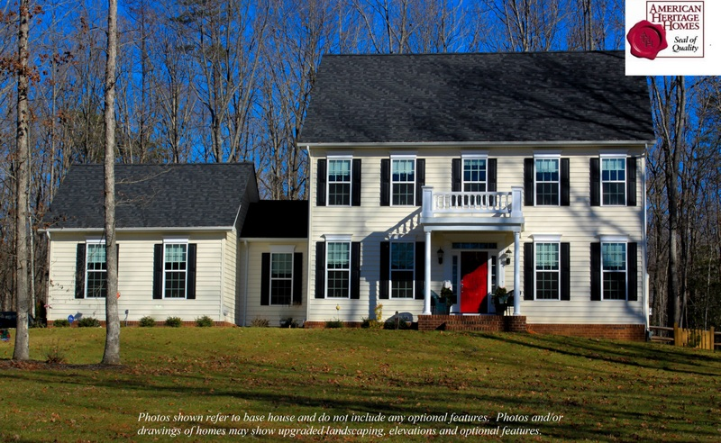 Additional photo for property listing at Estates Of Chancellorsville-Bedford Ii 8700 Formation Drive Fredericksburg, Virginia 22407 United States