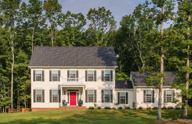 Single Family for Sale at Estates Of Chancellorsville-Bedford Ii 8700 Formation Drive Fredericksburg, Virginia 22407 United States