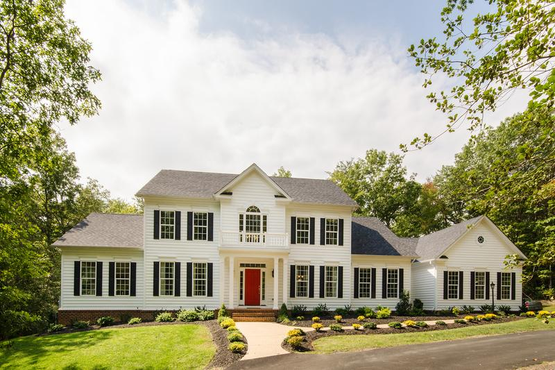Single Family for Sale at Estates Of Chancellorsville-Glenmore Iv 8700 Formation Drive Fredericksburg, Virginia 22407 United States