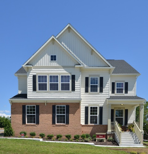 Single Family for Sale at Clarke's Crossing-Mason Clarke Farm Place Woodbridge, Virginia 22192 United States