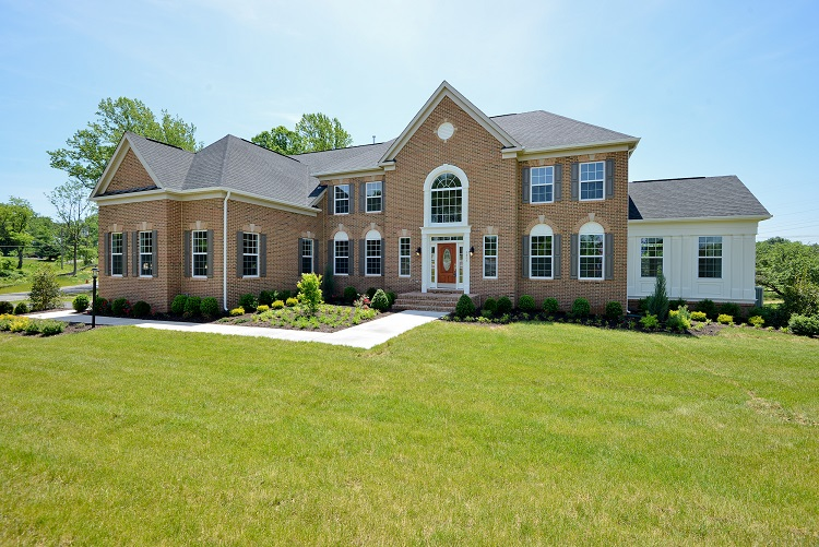Single Family for Sale at Lake Hill Farms-Hamilton Ii 8804 Lake Hill Drive Lorton, 22079 United States