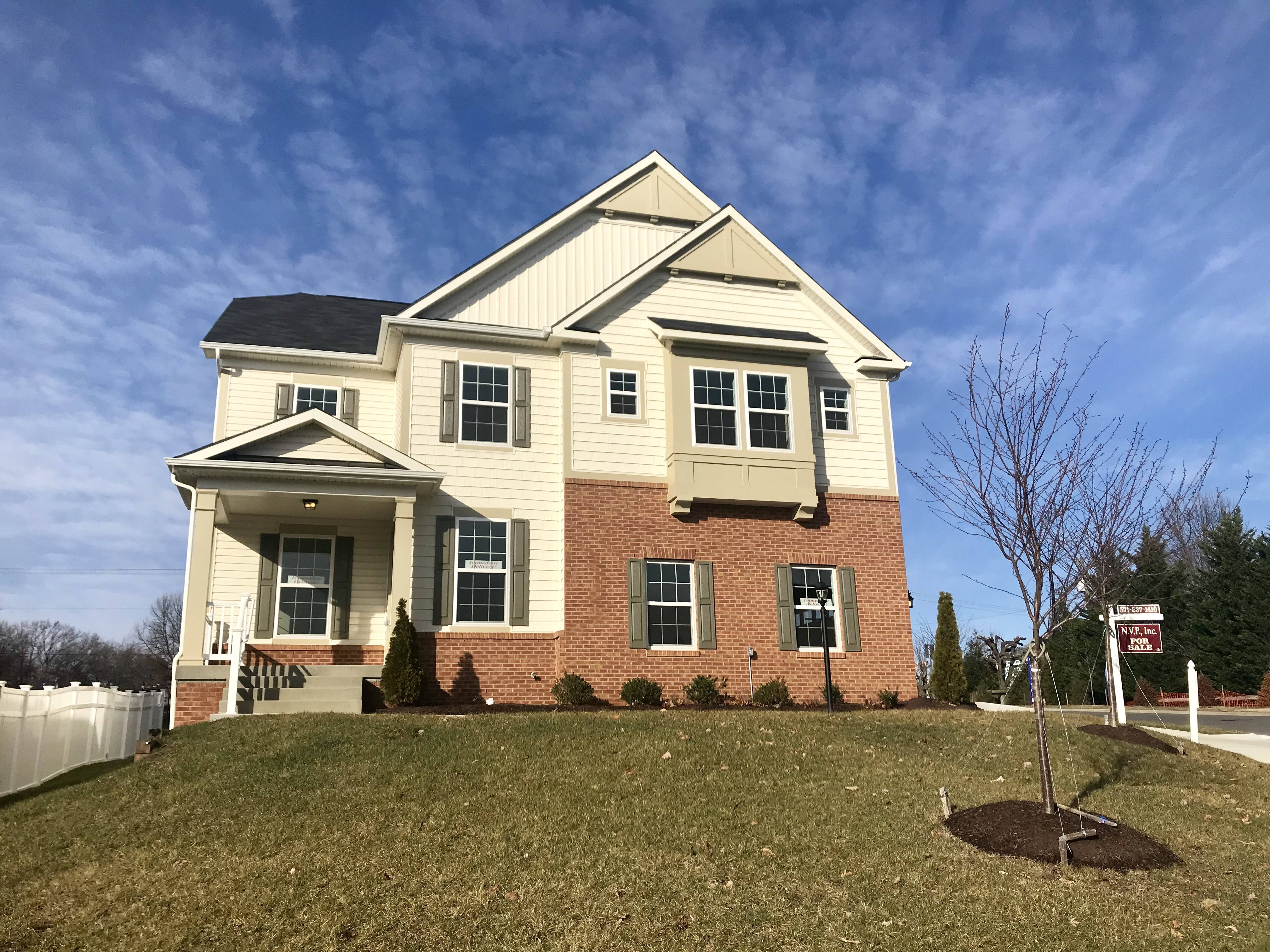 Single Family for Sale at Clarkes Crossing-Mason Clarke Farm Place Woodbridge, Virginia 22192 United States
