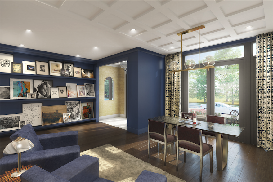 Additional photo for property listing at One Loudoun Upper West - Parkview Collection-1l 20626 Easthampton Plaza Ashburn, Virginia 20147 United States