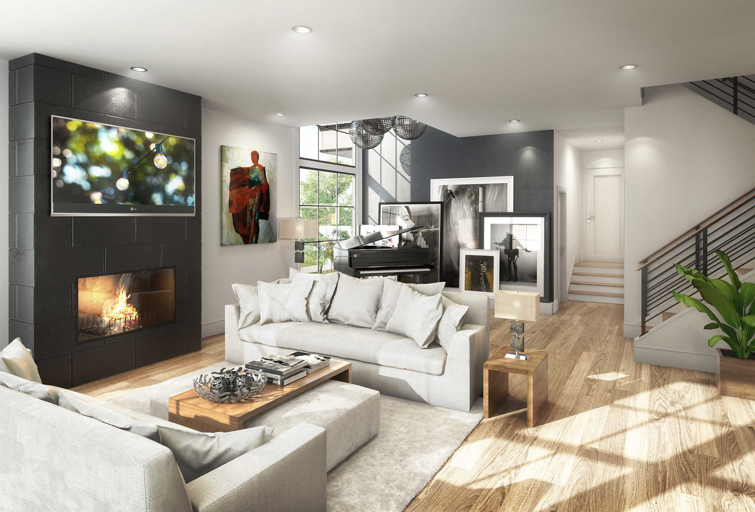 Additional photo for property listing at One Loudoun Upper West - Parkview Collection-1lx 20626 Easthampton Plaza Ashburn, Virginia 20147 United States