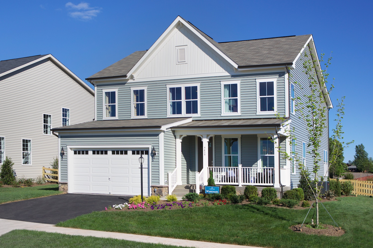 Single Family for Sale at Cayden Ridge-Windchase 9434 Brightstar Manassas, Virginia 20111 United States