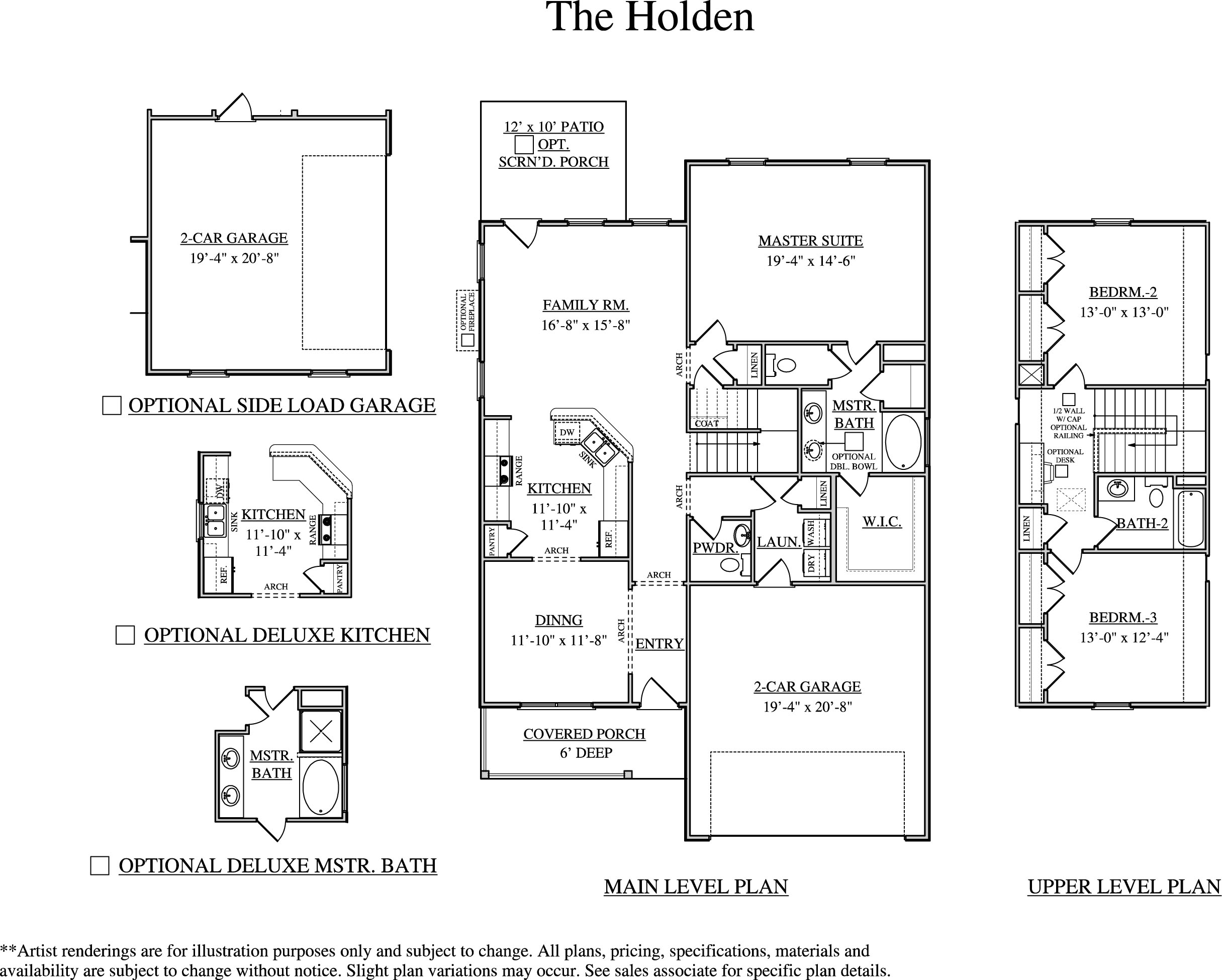 Single Family for Sale at Somerset Point At Lady's Island-Holden A 5 Osprey Drive Beaufort, South Carolina 29907 United States