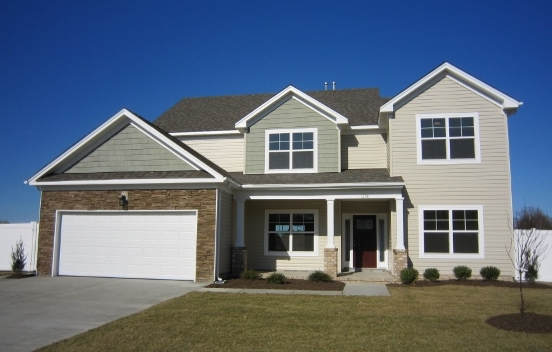 Single Family for Sale at Viridian Reserve-Greenbrier 112 Wisdom Path Chesapeake, Virginia 23322 United States