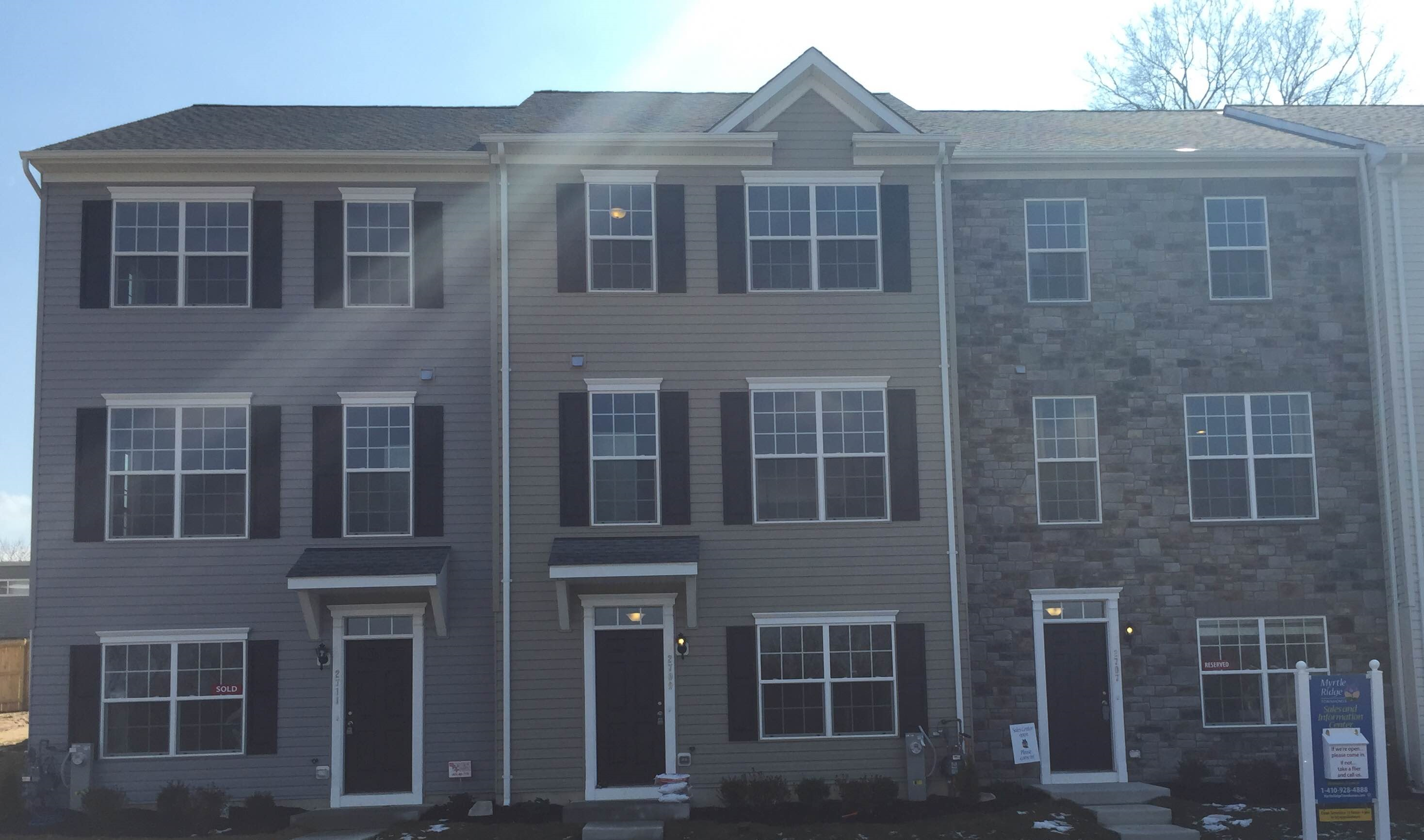 Additional photo for property listing at Myrtle Ridge Townhomes-Arbutus 2713 Theresa Lane Baltimore, Maryland 21227 United States