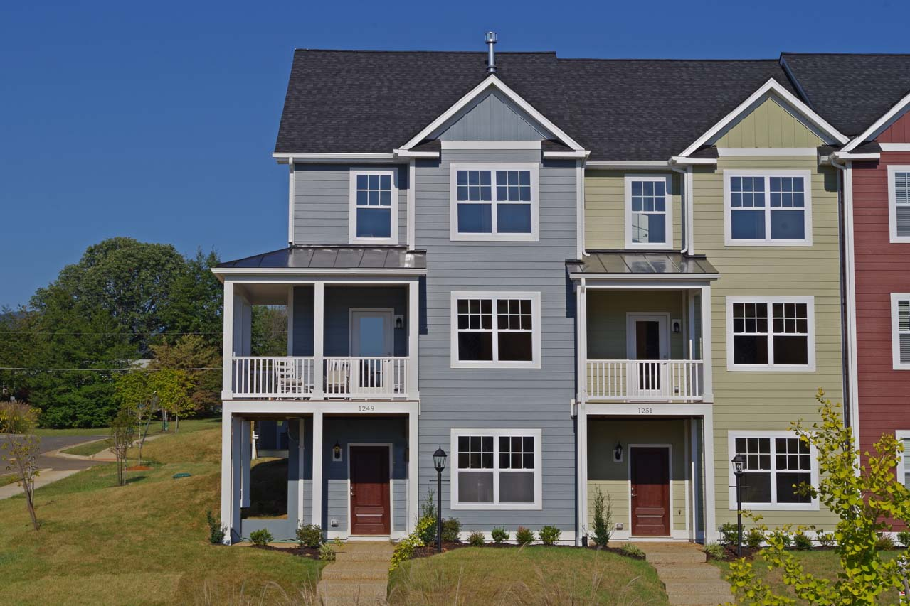 Single Family for Sale at Haden Place-The Afton 1251 Haden Lane Crozet, Virginia 22932 United States