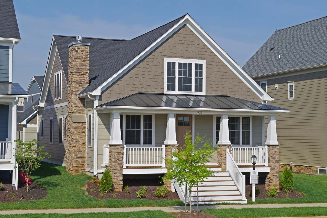Single Family for Sale at Belvedere-The Keswick 723 Cole Street Charlottesville, Virginia 22901 United States