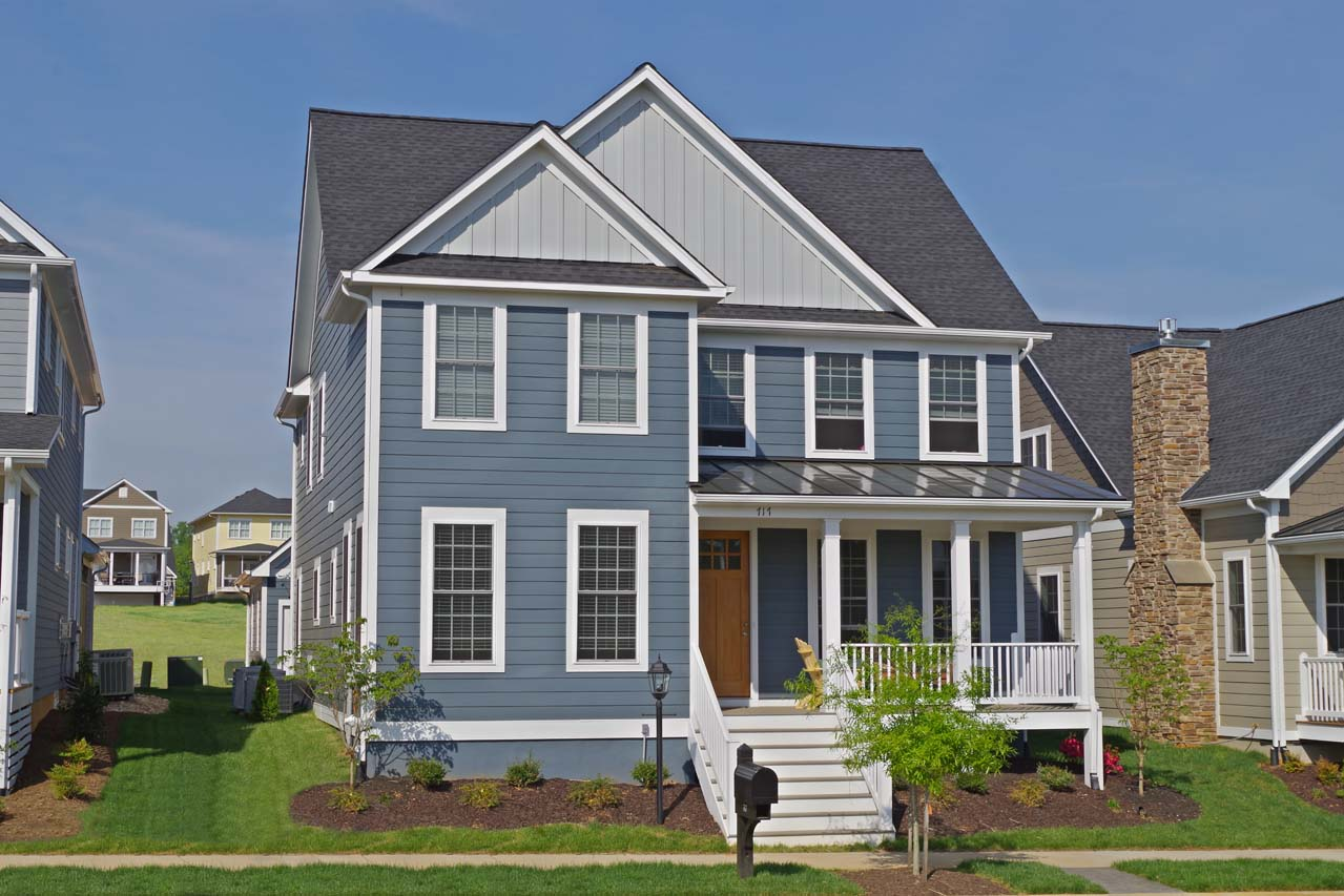 Single Family for Sale at Belvedere-The Hamilton Ii 723 Cole Street Charlottesville, Virginia 22901 United States