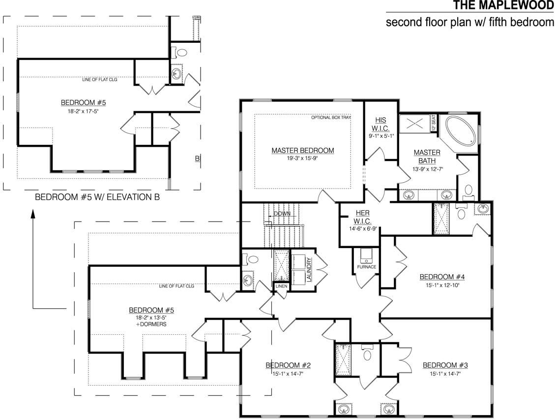 Additional photo for property listing at Hyland Ridge-The Maplewood 1750 Hyland Creek Circle Charlottesville, Virginia 22911 United States