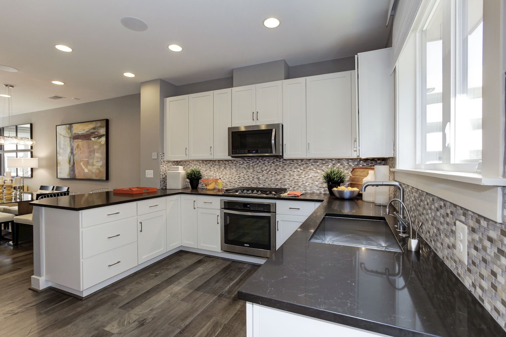 Additional photo for property listing at Montgomery Row Townhomes By Eya-The Burch 6602 Eames Way Bethesda, Maryland 20817 United States