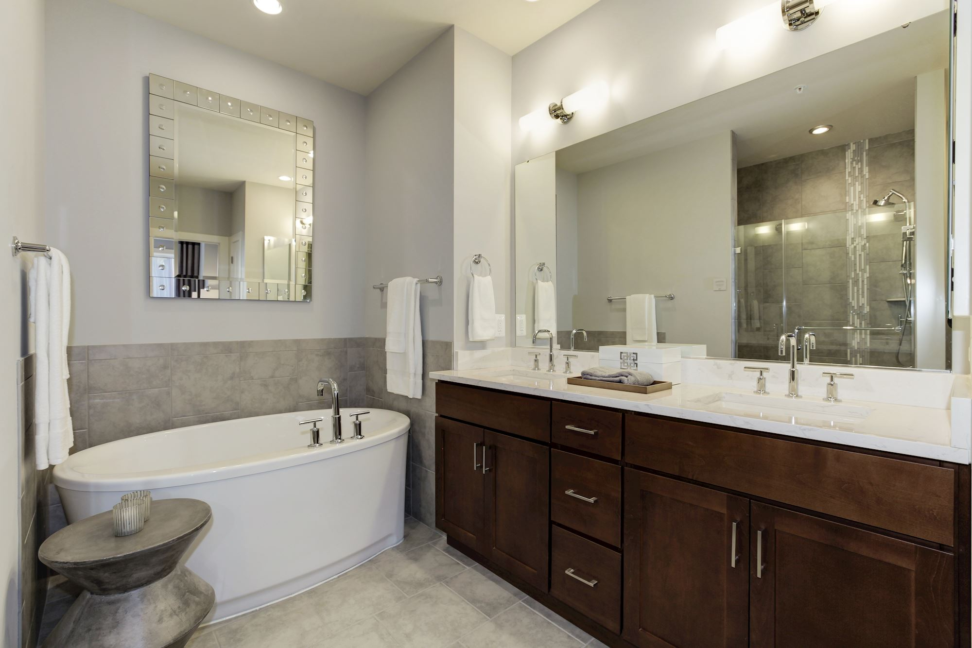 Additional photo for property listing at Montgomery Row Townhomes By Eya-The Calvin 6602 Eames Way Bethesda, Maryland 20817 United States
