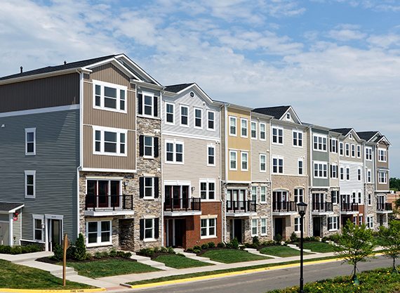 condominiums for Sale at Stone Mill Corner Condos - Van Metre Homes-The Bluemont 24499 Amherst Forest Terrace Aldie, Virginia 20105 United States
