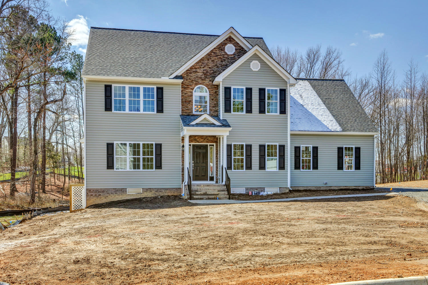 Single Family for Sale at Windermere-The Portsmouth 5578 Bankstown Ln Richmond, Virginia 23237 United States