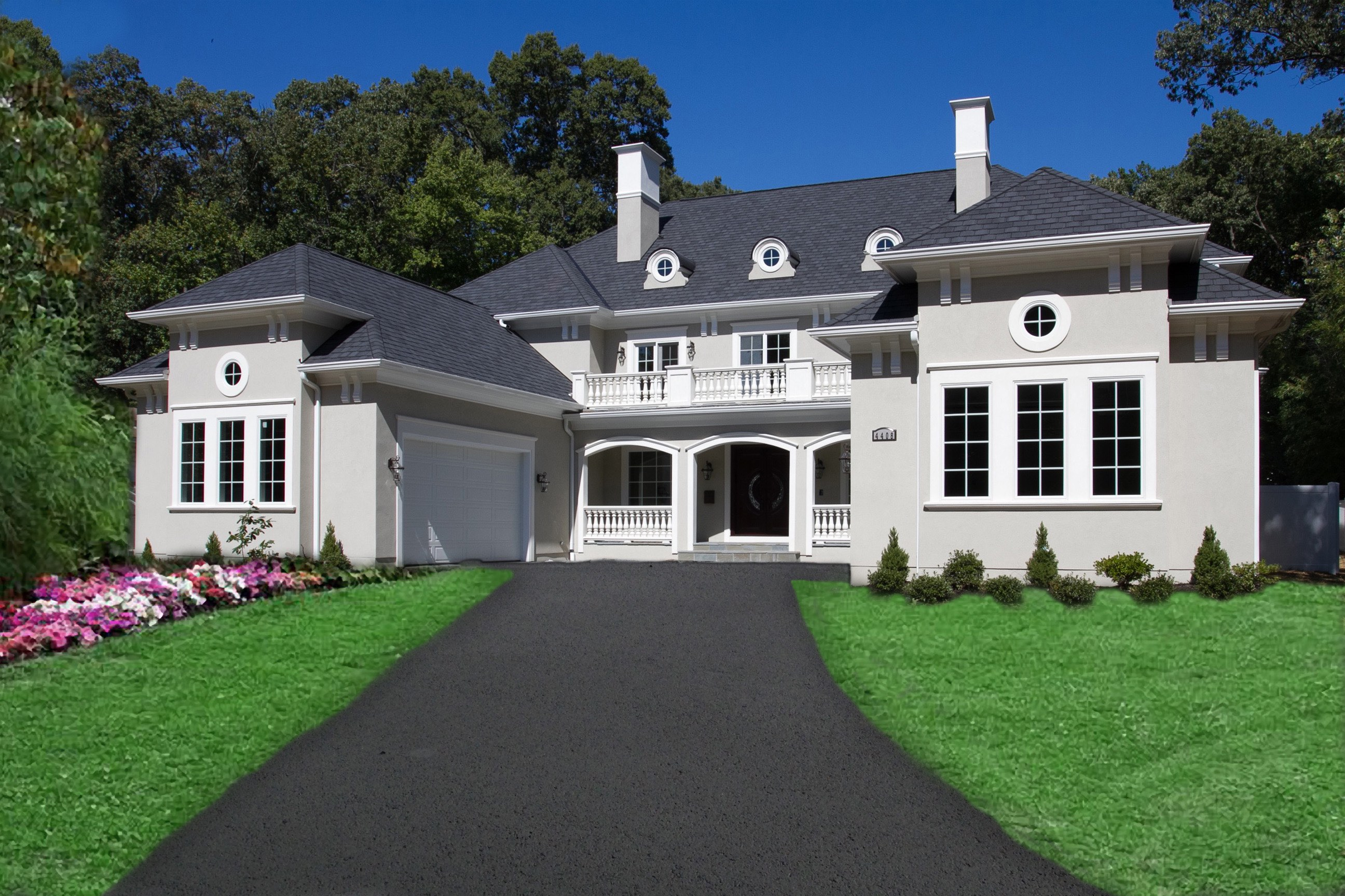 Single Family for Sale at By Botero Homes In Clifton-Tuscany Ii - Future Construction Of Custom Home Yates Ford Rd Clifton, Virginia 20124 United States