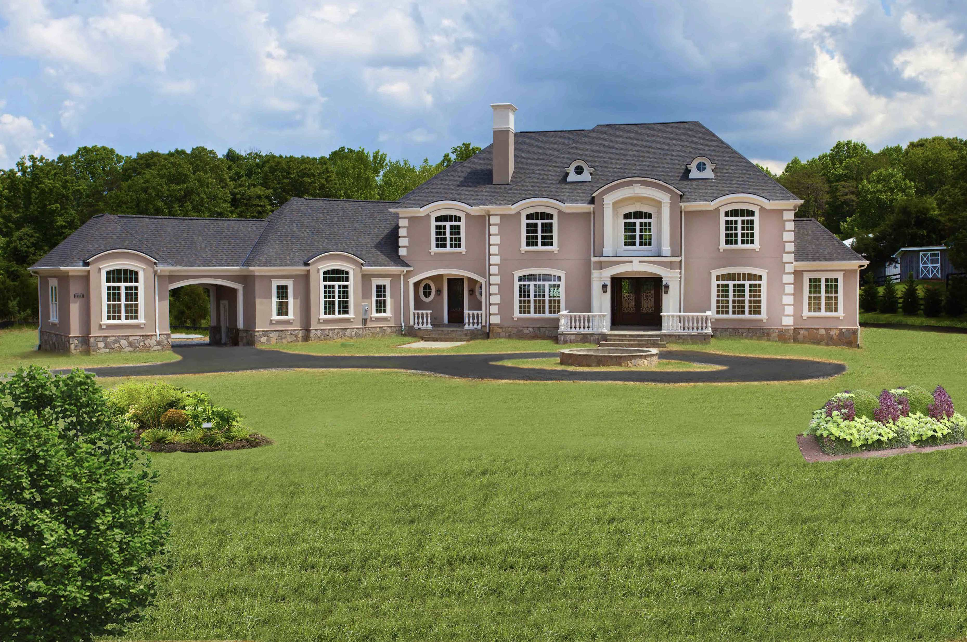 Single Family for Sale at By Botero Homes In Clifton-French Manor Iv -Future Construction Yates Ford Rd Clifton, Virginia 20124 United States