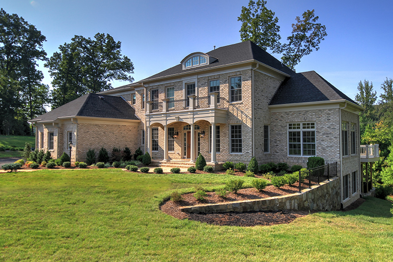Single Family for Sale at Thompson's Crossing-Grayson 10704 Harley Road Lorton, Virginia 22079 United States