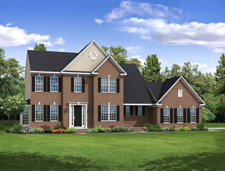 Single Family for Sale at Legacy Farms-The Madison 452 Sullivan Road Westminster, Maryland 21157 United States