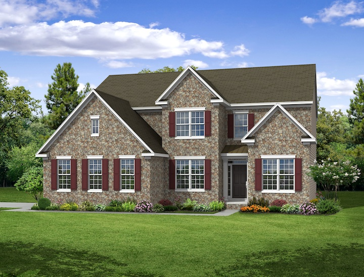 Single Family for Sale at Legacy Farms-The Augusta 452 Sullivan Road Westminster, Maryland 21157 United States