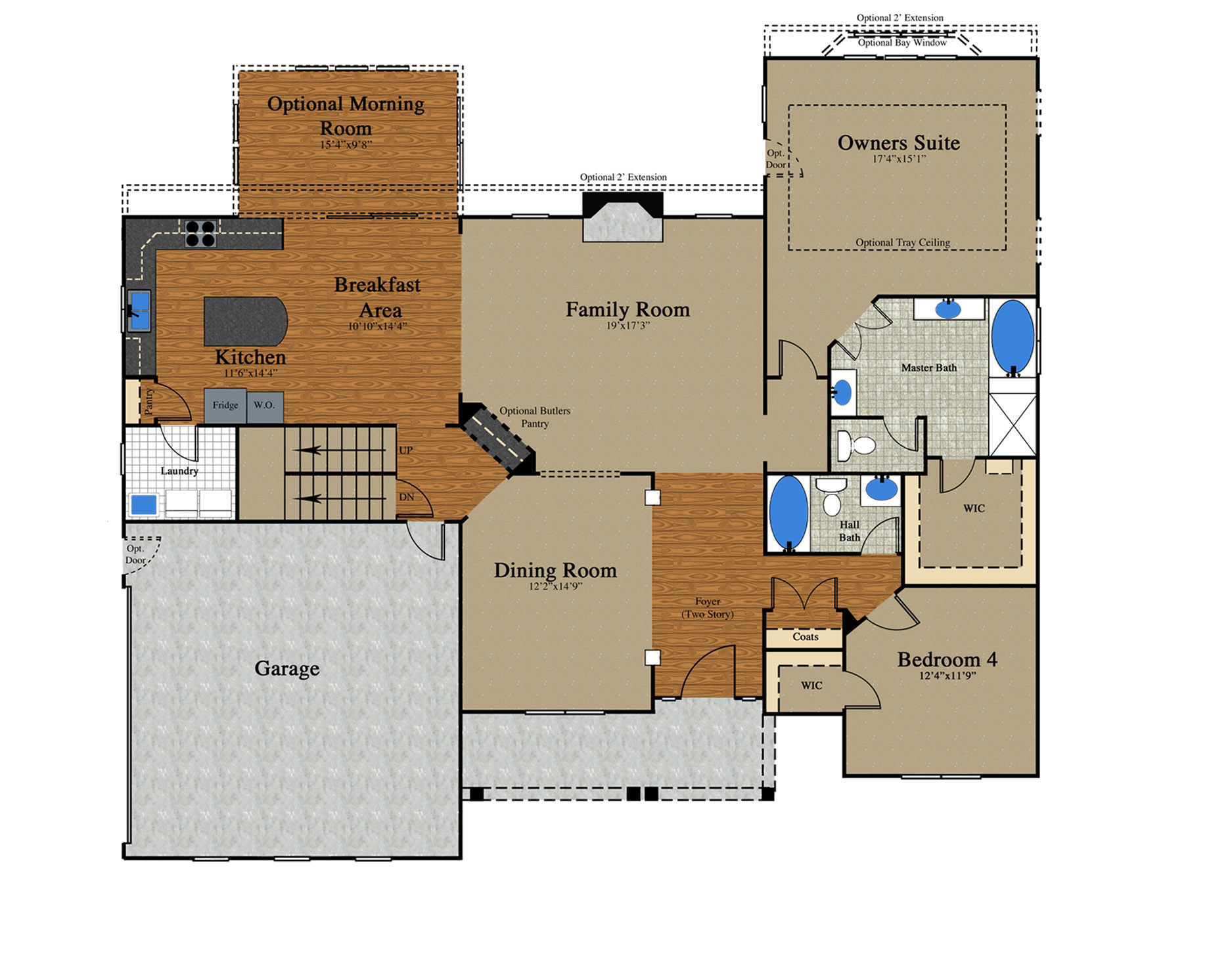 Single Family for Sale at Legacy Farms-The Magnolia 452 Sullivan Road Westminster, Maryland 21157 United States