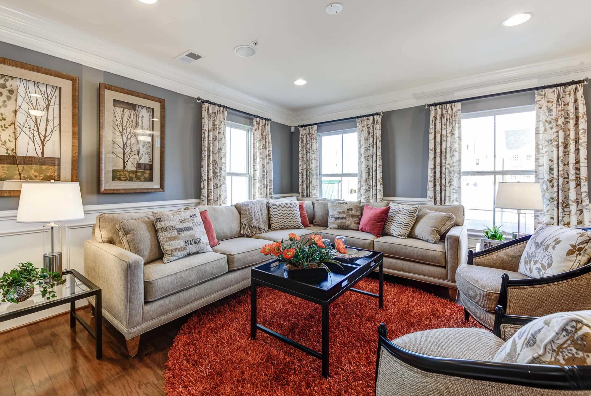 Additional photo for property listing at Clarksburg Village (Townhomes)-The Annapolis 11870 Snowden Farm Pkwy Germantown, Maryland 20876 United States