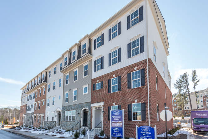 Condominium for Sale at The Enclave At Stoney Run-The Madison 1702 Fieldstone Court Hanover, Maryland 21076 United States