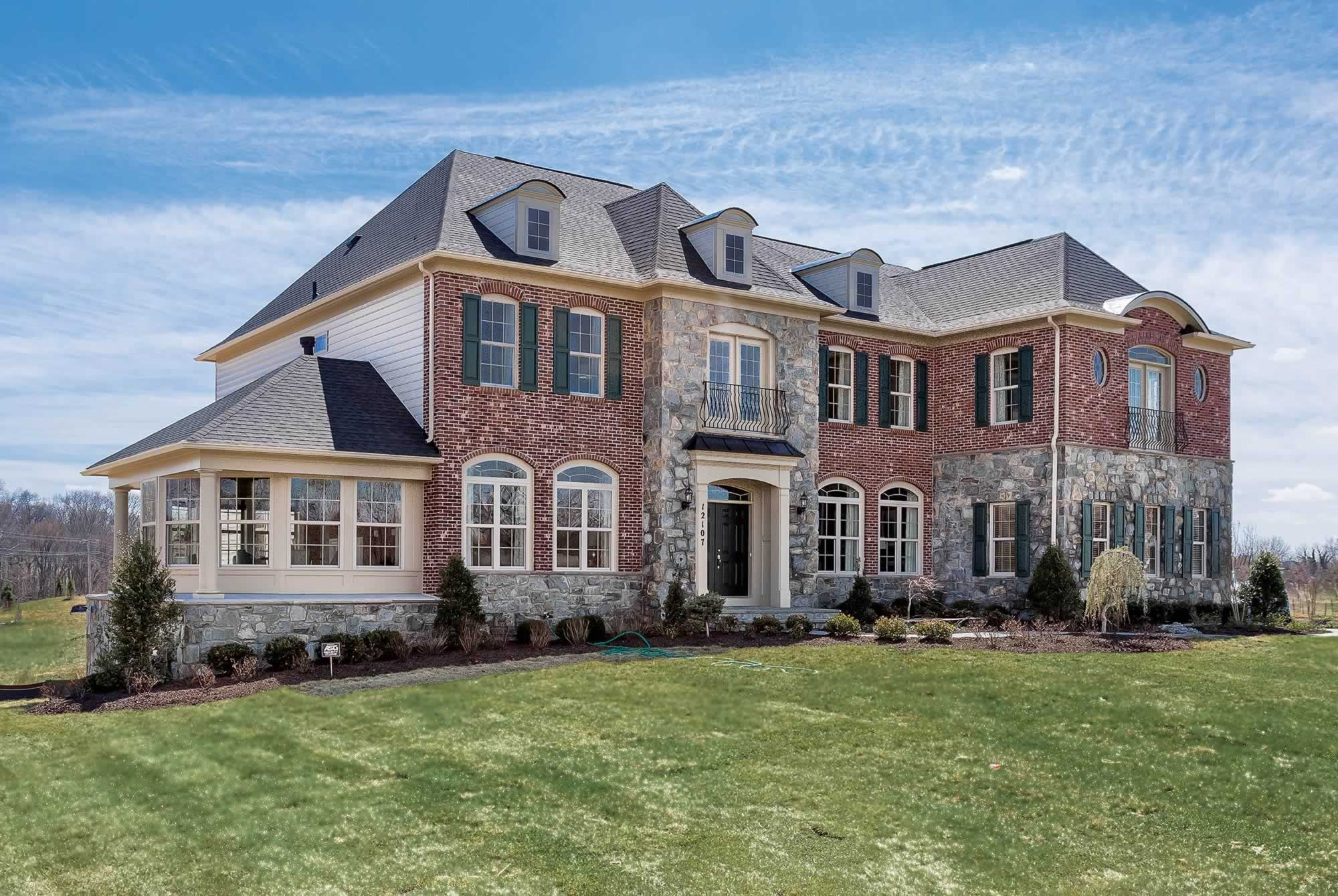 Single Family for Sale at Walnut Creek-The Oakmont 12107 Hayland Farm Way Ellicott City, Maryland 21042 United States