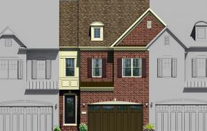 Single Family for Sale at English Manor Villas-The Banbury 22895 Brambleton Plaza Suite 107 Ashburn, Virginia 20147 United States