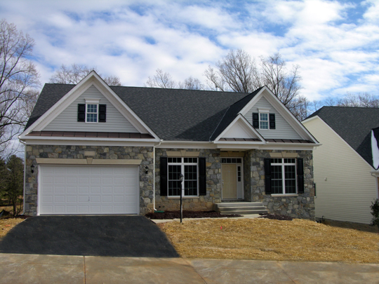 Additional photo for property listing at Poplar Run-The Williamsport 13204 Moonlight Trail Dr. Silver Spring, Maryland 20906 United States