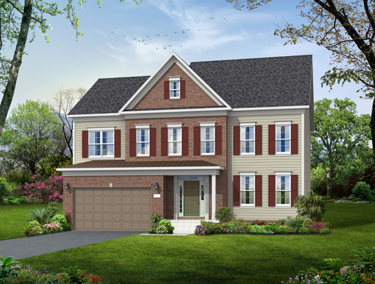 Additional photo for property listing at Poplar Run-The Bradley 13204 Moonlight Trail Dr. Silver Spring, Maryland 20906 United States