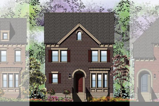 Single Family for Sale at One Loudoun-The Wicker Park 44727 Collingdale Terrace Ashburn, Virginia 20147 United States