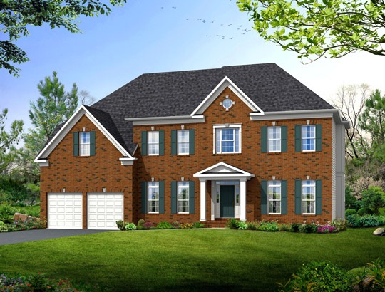 Single Family for Sale at The Preserve At Rock Creek-The Randall Ii 5813 Coppelia Drive Rockville, Maryland 20855 United States