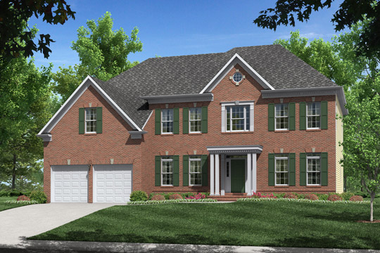 Single Family for Sale at The Preserve At Rock Creek-The Randall 5813 Coppelia Drive Rockville, Maryland 20855 United States