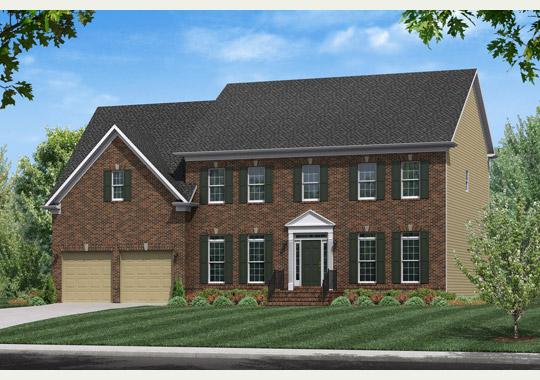 Single Family for Sale at The Preserve At Rock Creek-The Belmont 5813 Coppelia Drive Rockville, Maryland 20855 United States