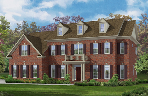 Single Family for Sale at The Reserve At Waples Mill-The Langley Ii At Waples Mill 11620 Verna Drive Oakton, Virginia 22124 United States