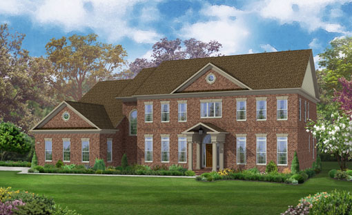 Single Family for Sale at The Reserve At Waples Mill-The Harrison At Waples Mill 11620 Verna Drive Oakton, Virginia 22124 United States