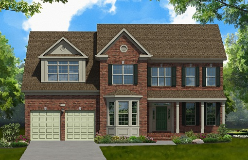 Single Family for Sale at West Park At Brambleton-The Oxford Ii 42233 Majestic Knolls Ashburn, Virginia 20148 United States