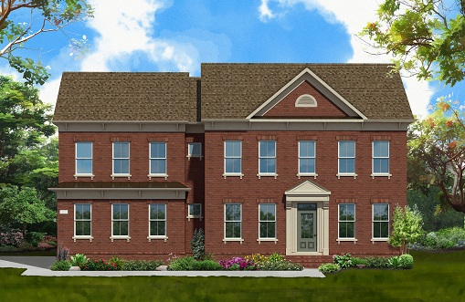 Single Family for Sale at West Park At Brambleton-The Sedona 42233 Majestic Knolls Ashburn, Virginia 20148 United States