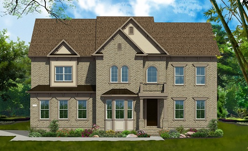 Single Family for Sale at West Park At Brambleton-The Newport 42233 Majestic Knolls Ashburn, Virginia 20148 United States
