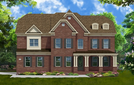 Additional photo for property listing at West Park At Brambleton-The Newport 42233 Majestic Knolls Ashburn, Virginia 20148 United States