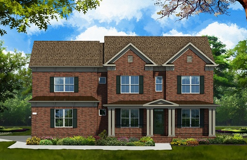 Additional photo for property listing at West Park At Brambleton-The Sedona 42233 Majestic Knolls Ashburn, Virginia 20148 United States
