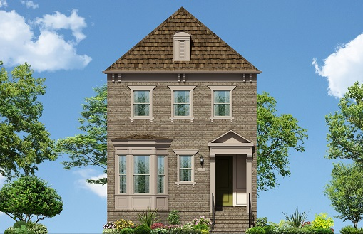 Single Family for Sale at Everson Homes At Cabin Branch-The Austin 22415 Clarksburg Road Boyds, 20841 United States