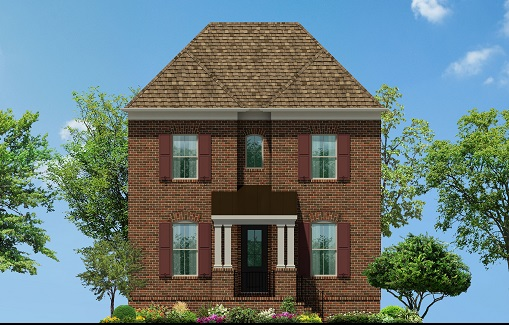 Single Family for Sale at Winchester Homes At Cabin Branch-The Chicago 22415 Clarksburg Road Boyds, Maryland 20841 United States