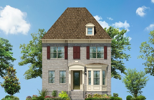 Single Family for Sale at Winchester Homes At Cabin Branch-The Manhattan 22415 Clarksburg Road Boyds, Maryland 20841 United States