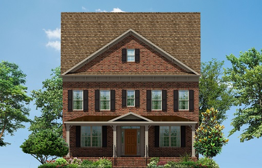 Single Family for Sale at Winchester Homes At Cabin Branch-The Bethesda 22415 Clarksburg Road Boyds, 20841 United States