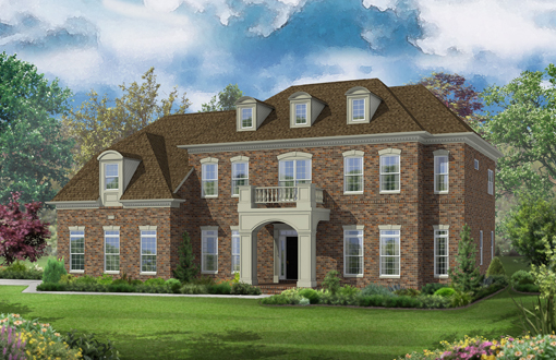 Single Family for Sale at The Reserve At Timber Lake-Langley Ii 11620 Verna Road Oakton, Virginia 22124 United States