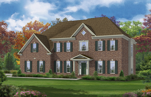 Single Family for Sale at The Reserve At Timber Lake-The Randall Ii 11620 Verna Road Oakton, Virginia 22124 United States