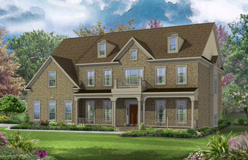 Additional photo for property listing at The Reserve At Timber Lake-The Randall Ii 11620 Verna Road Oakton, Virginia 22124 United States